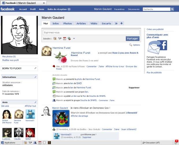facebook Marvin