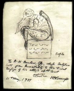 l'appel de Cthulhu -Lovecraft