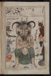 Iblis, issu du Kitab Al Bulhan