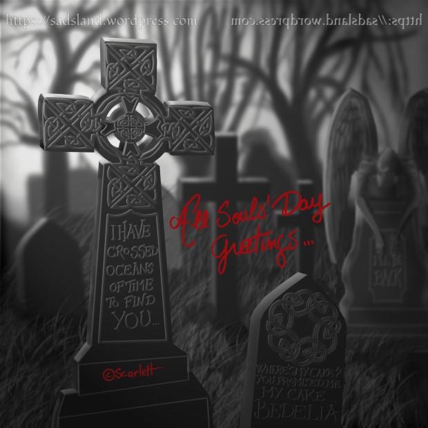 bonne fête des morts